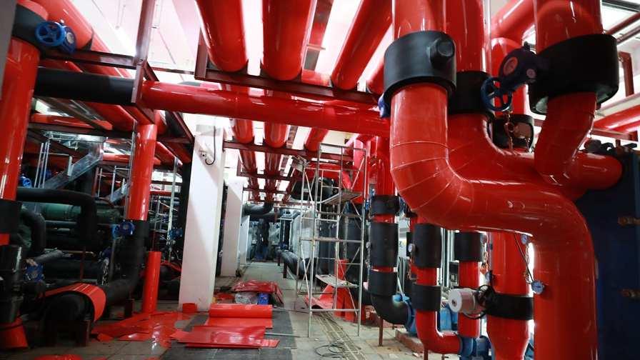 雄安新区地下综合管廊建设技术项目启动