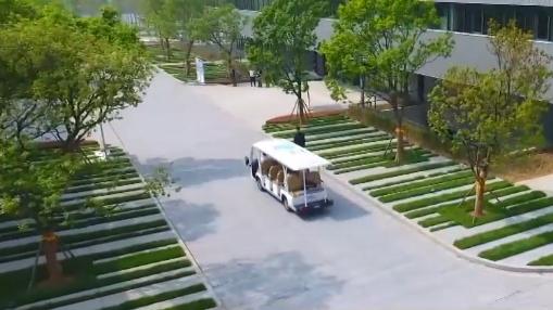 【视频】雄安市民服务中心又添绿色出行便利举措