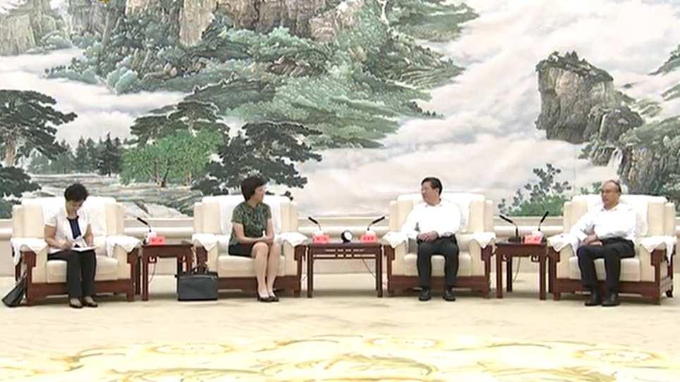 【视频】王东峰:扎实推进省校人才和科技合作迈上新台阶