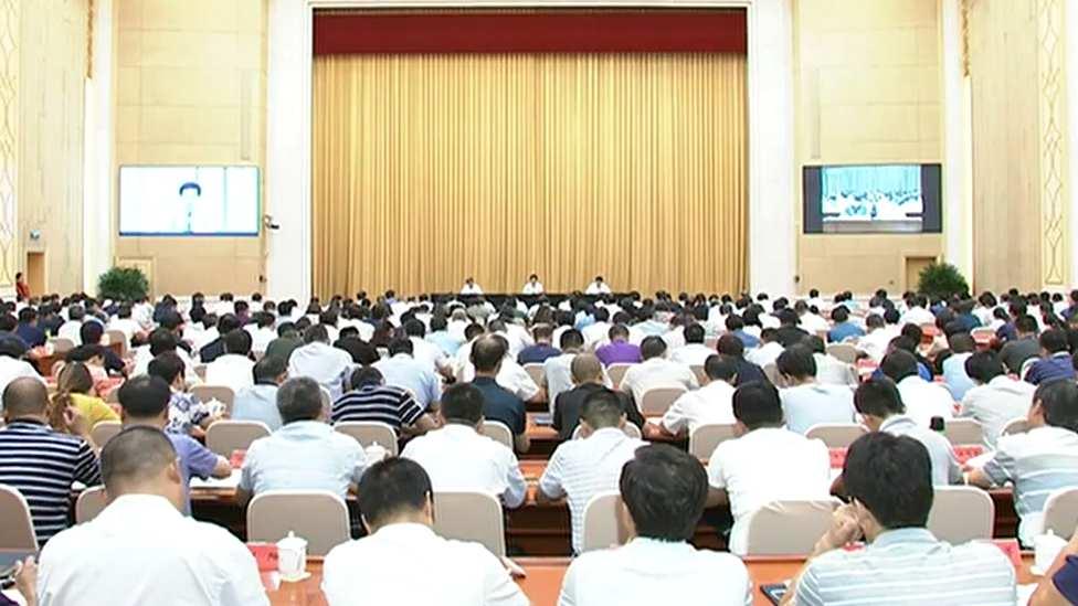 """全省村(社区)""""两委""""换届工作动员会议召开"""