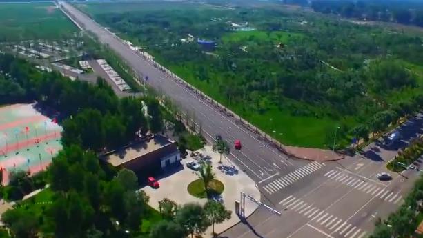 【视频】荣乌高速新线横贯雄安新区