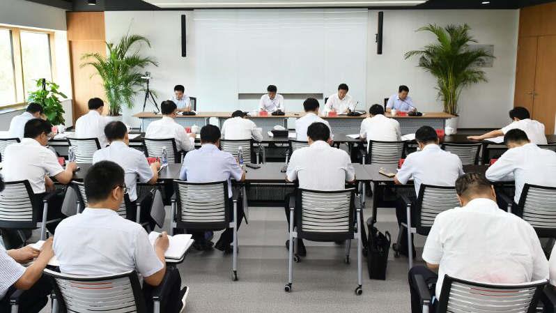 陈刚:为新区高标准建设提供坚强组织保证