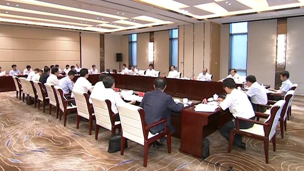 王东峰:全力支持服务北京城市副中心和新机场规划建设