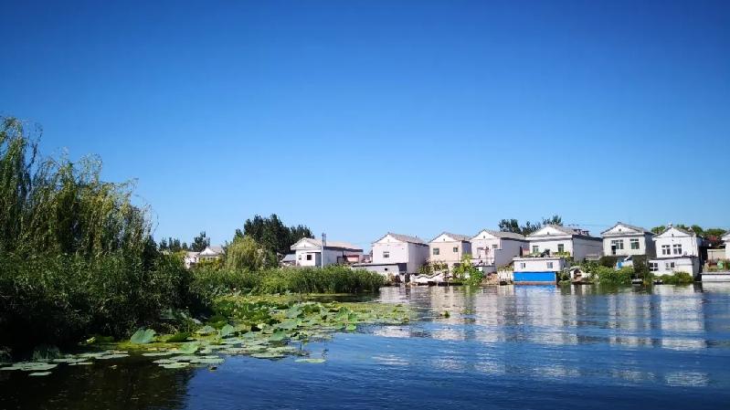 【视频】白洋淀农村污水 垃圾 厕所等环境问题综合系统治理先行项目10月开建