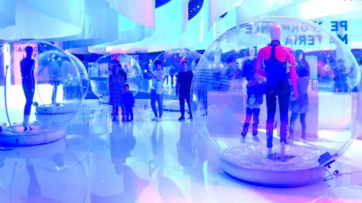 [视频]雄安新区:时尚+科技 未来更美丽