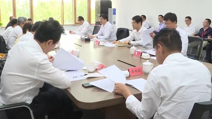 [视频]延安市党政代表团到雄安新区考察