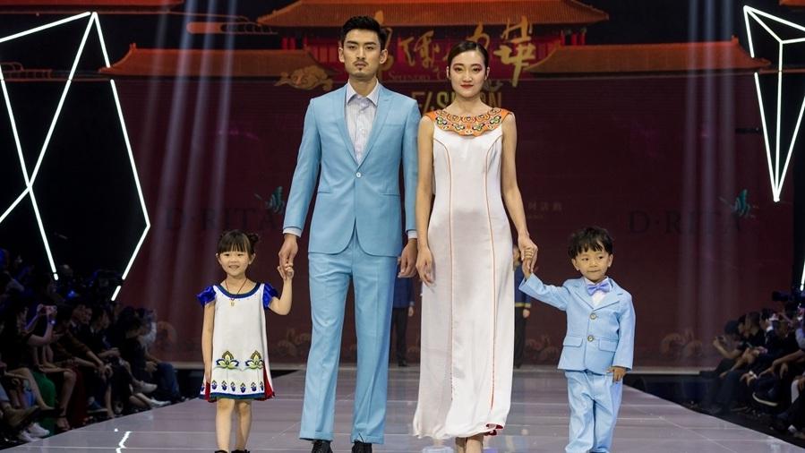 第三届白洋淀国际服装文化节圆满落幕