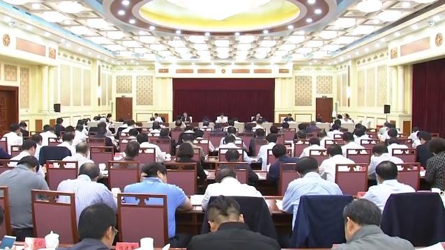 【视频】王东峰:扎实推动全面从严治党向纵深发展