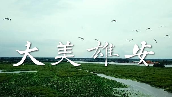 【国庆特辑】大美雄安
