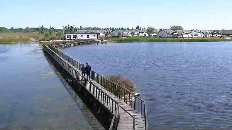 【视频】雄安新区:白洋淀78个淀中村实行环境问题一体化管理