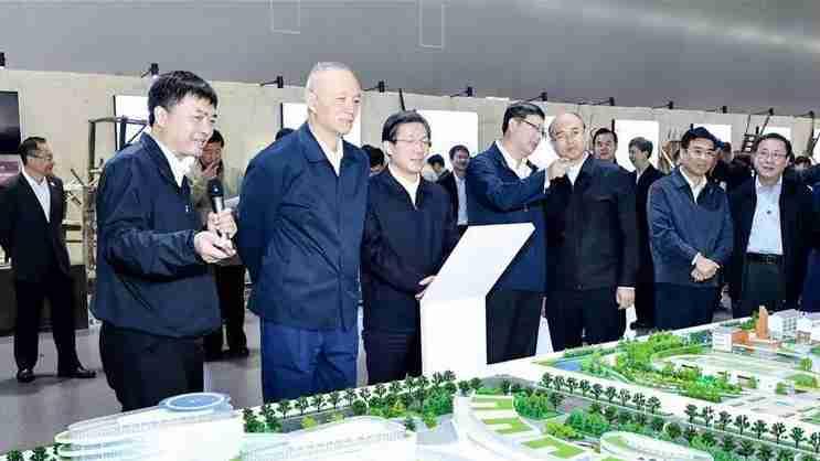深化京冀交流合作 共同推进雄安新区规划建设