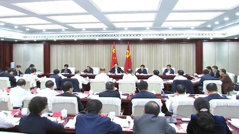 【视频】王东峰:扎实推动精准扶贫脱贫工作升级加力