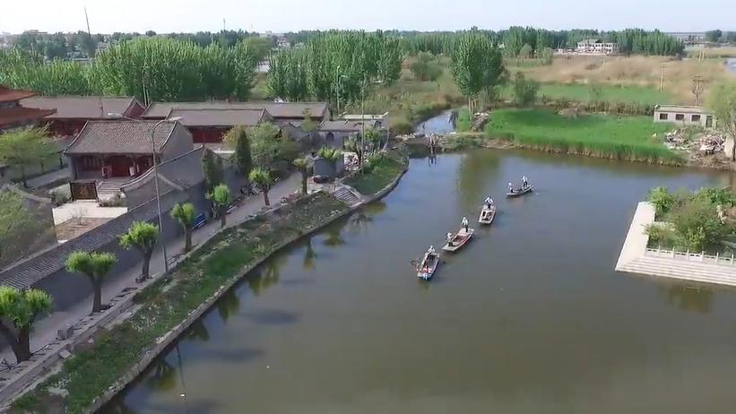 【视频】京冀联合治理大清河白洋淀 查处水环境违法364起