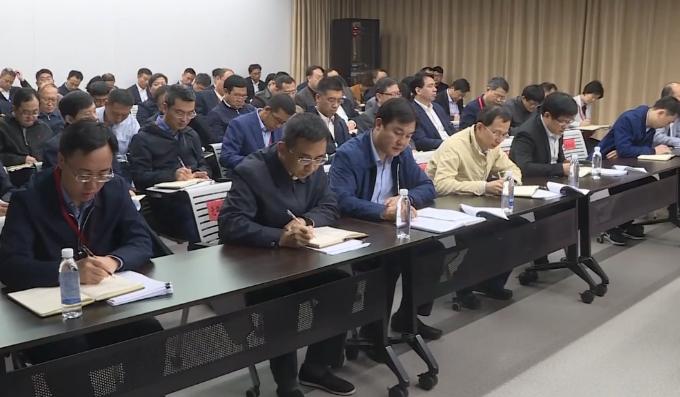【视频】雄安新区党工委理论学习中心组召开学习座谈会